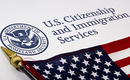 Naturalization and US Citizenship application