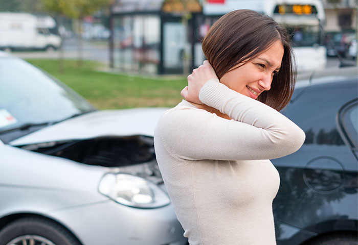 Car accident injury settlement